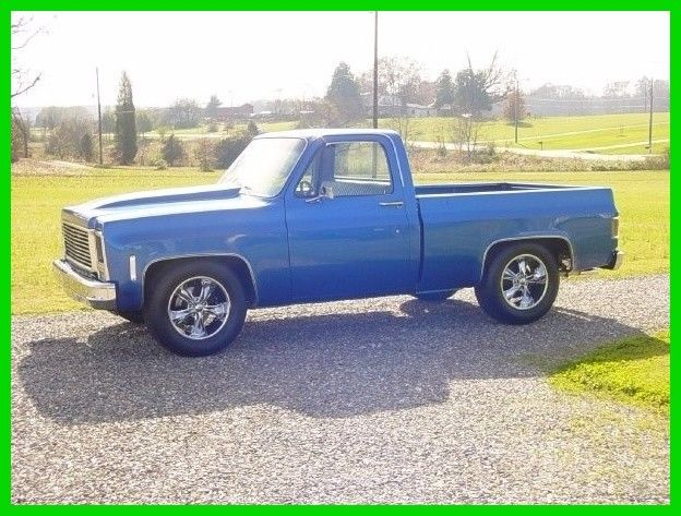 1979 Chevrolet Other Pickups C10 Short-Bed Pickup Truck
