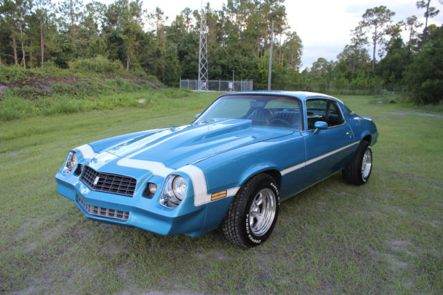 1979 Chevrolet Camaro 350 Resto Mod Must See Don't Miss it Call Now