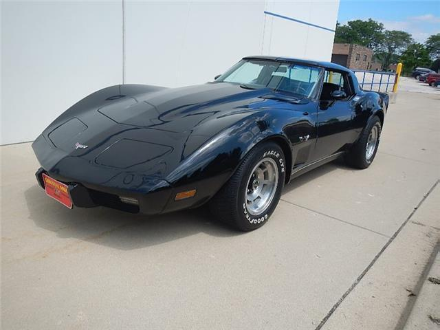 1979 Chevrolet Corvette $1 No Reserve