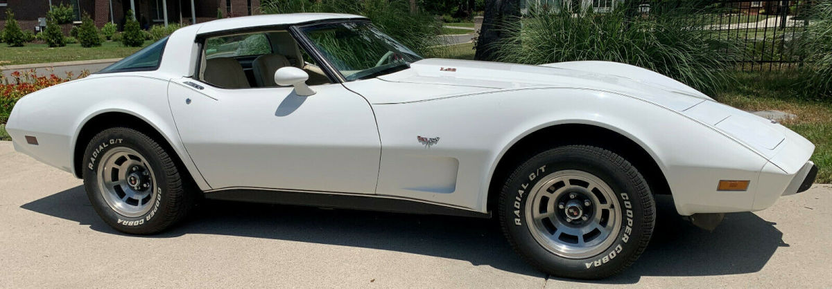 1979 Chevrolet Corvette C3 L82 Low Miles And In Great Condition For Sale Photos Technical Specifications Description