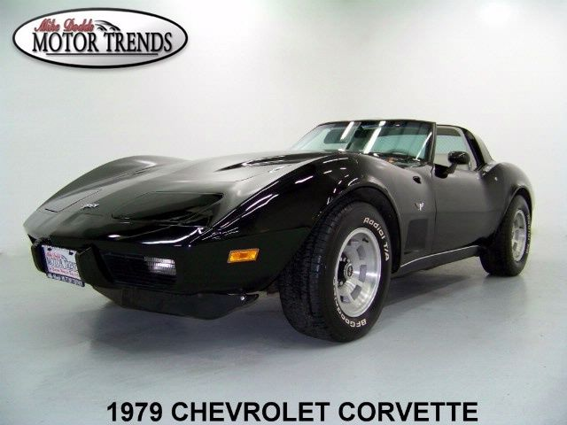 1979 Chevrolet Corvette BEAUTIFUL CLASSIC BODY STYLE BF GOODRICH TIRES