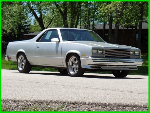 1979 Chevrolet El Camino FUEL INJECTED-PRO TOURING WITH AC-RUST FREE FROM G