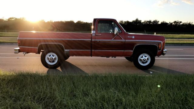 1979 Chevrolet Silverado 2500 Pick up