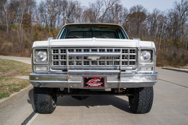 Chevy Dealers In Missouri >> 1979 Chevrolet K10 4 Wheel Drive Pickup Very Original Short Box for sale: photos, technical ...