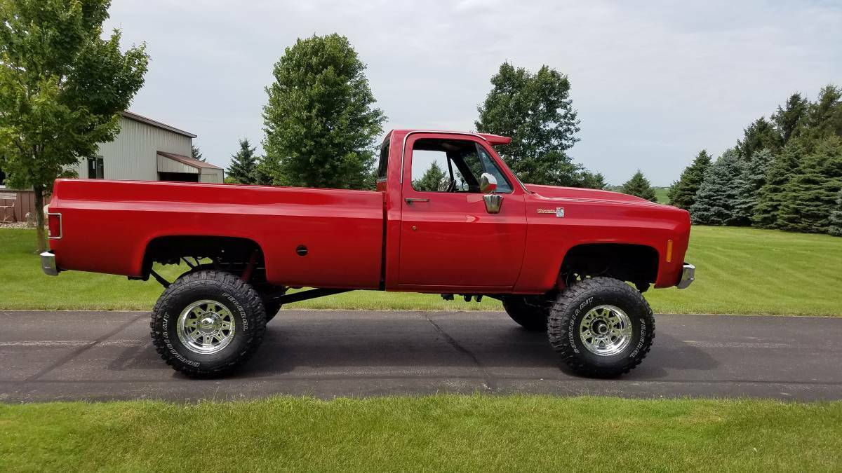 1979 Chevrolet Other Pickups