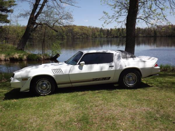 1979 Chevrolet Camaro coupe Z28