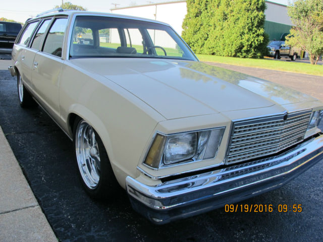 1979 chevy malibu wagon rust free california car for sale photos technical specifications. Black Bedroom Furniture Sets. Home Design Ideas