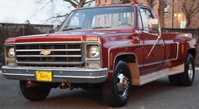 1979 Chevrolet Other Pickups SILVERADO C30 CAMPER SPECIAL DUALLY 454 / 4  SPEED