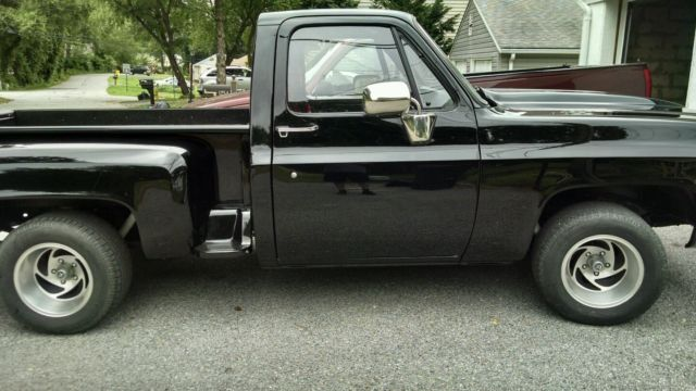 1979 chevy silverado step side truck for sale photos technical specifications description. Black Bedroom Furniture Sets. Home Design Ideas