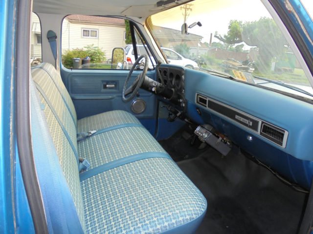 1979 Chevy Suburban Custom Deluxe 20 454 Trailering Special For Sale Photos Technical