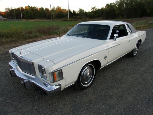1979 Chrysler Cordoba