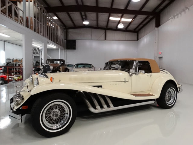1979 Other Makes Clenet Series I Roadster, ONLY 1,498 ACTUAL MILES!