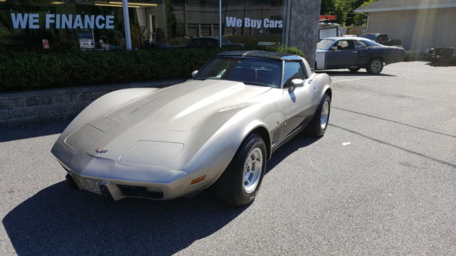 1979 Chevrolet Corvette L82 WITH ICE COLD AIR
