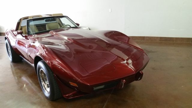 1979 Chevrolet Corvette Stingray 4 Speed