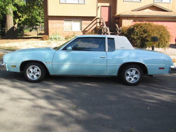 1979 Oldsmobile Other