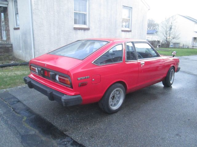 Datsun F10 For Sale >> 1979 Datsun 210 B310 hatchback 2 door for sale: photos, technical specifications, description