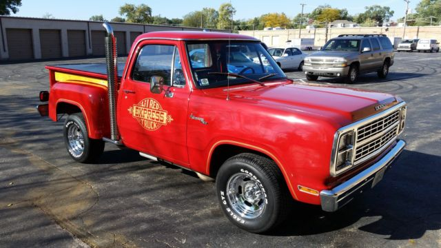 1979 Dodge Other Pickups Lil Red Truck