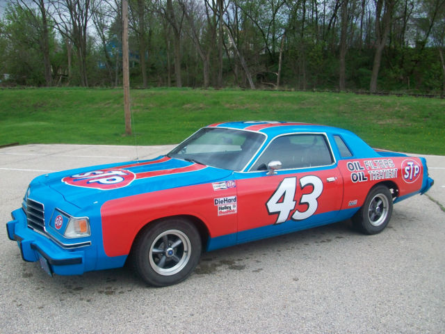 1979 Dodge Magnum Richard Petty Replica For Sale Photos