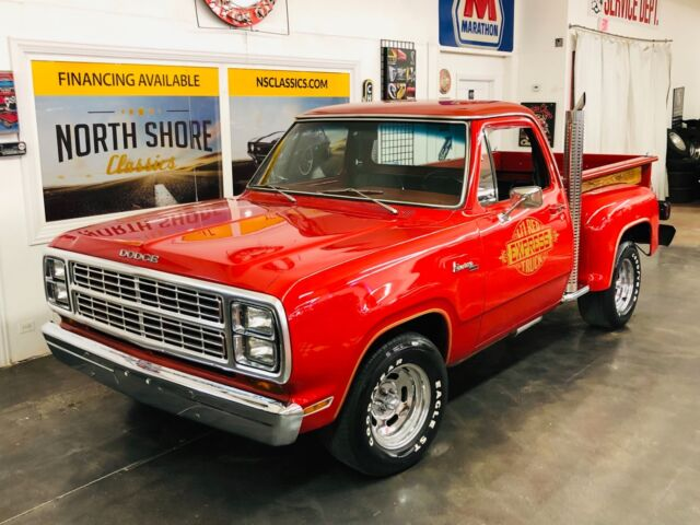 1979 Dodge Other Pickups -LIL RED EXPRESS-SEE VIDEO