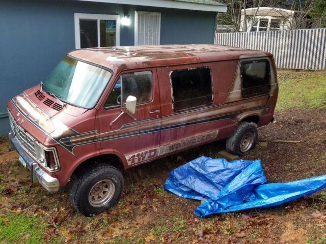 1979 dodge van for sale: photos, technical specifications, description