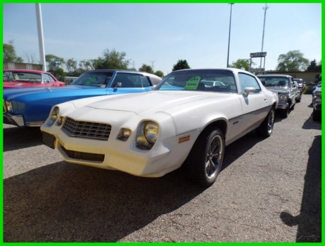 1979 Chevrolet Camaro DRIVER QUALITY-RELIABLE CLASSIC-