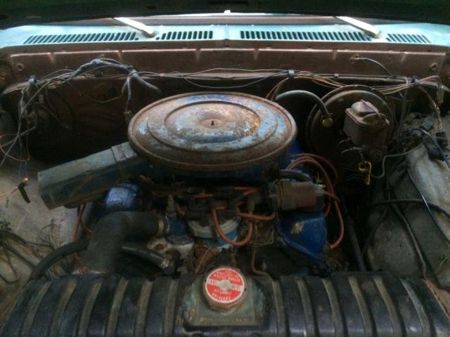 1979 F-150 Short Bed 4x4 Truck Rebuilt 460 engine, Auto ...