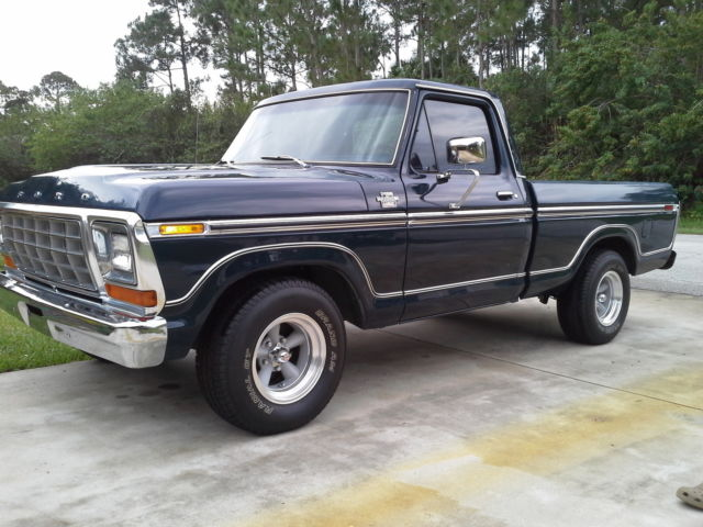 1979 F100 Ranger Lariat Original Alabama Truck For Sale  Photos  Technical Specifications