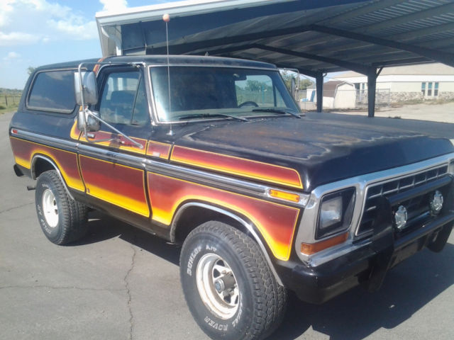 1979 ford bronco freewheeling 400m and 4 speed transmission for rh topclassiccarsforsale com 1997 F250 Transmission Fluid Ford Manual Transmission Identification