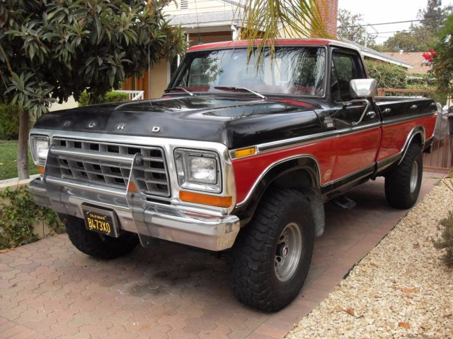 1979 Ford F-150 HIGH BOY