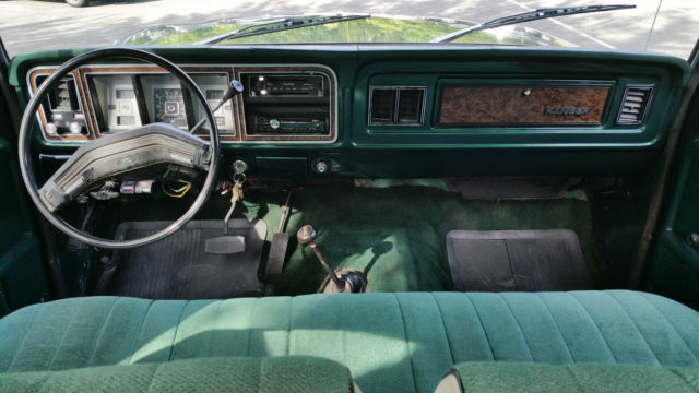 1979 Ford F150 Ranger Supercab 4x4 For Sale Photos