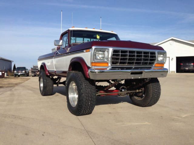 1979 Ford F250 For Sale Photos Technical Specifications Description