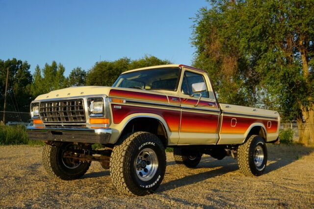 1979 Ford F-250 F-250 Camper Special