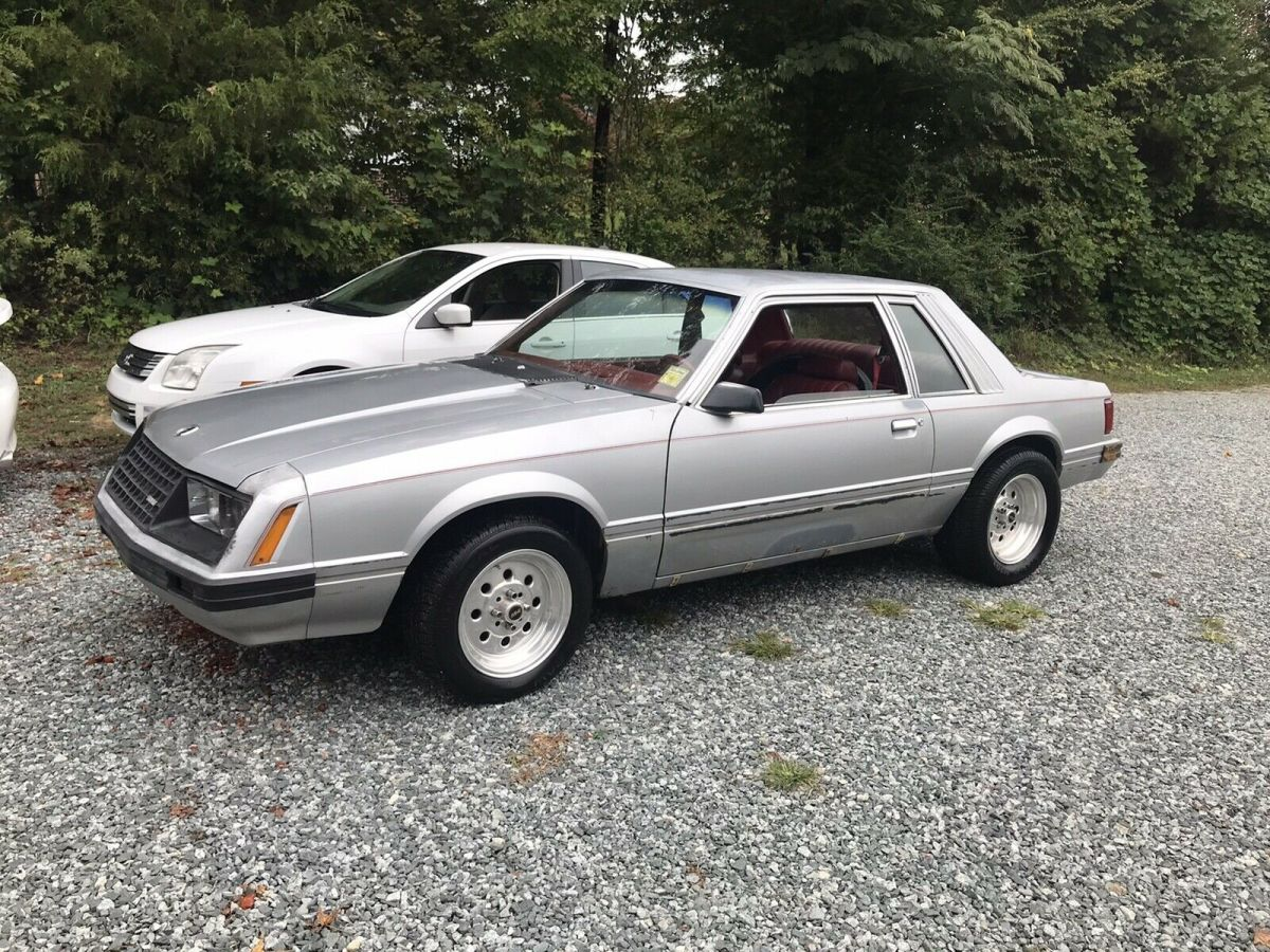 1979 Ford Mustang 2.3