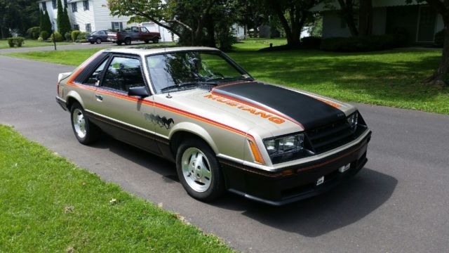1979 Ford Mustang Indianapolis 500 Pace Car
