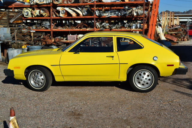1979 Ford Pinto Pony