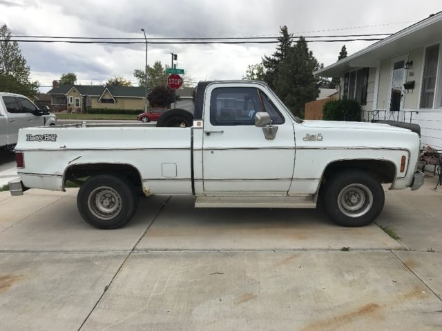 1978 GMC Other Sierra Classic