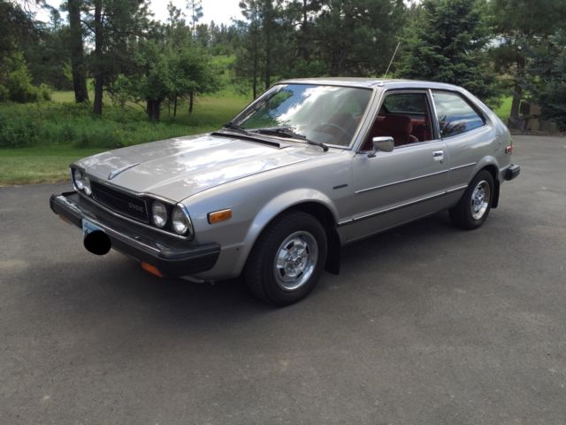 1979 Honda Accord Lx Beautiful For Sale Photos Technical