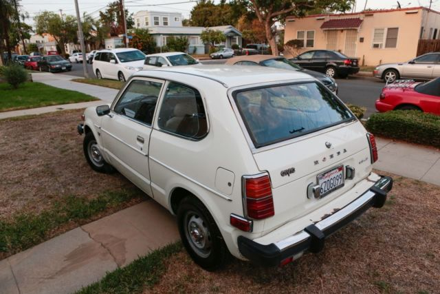 1979 Honda Civic S