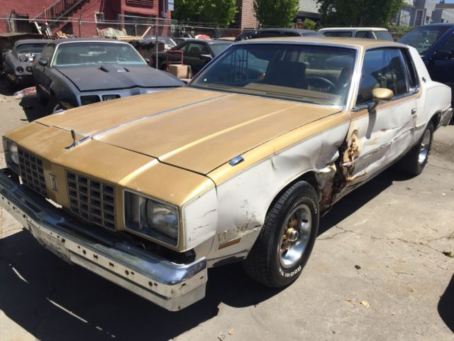 1979 Oldsmobile Cutlass Hurst Olds W30