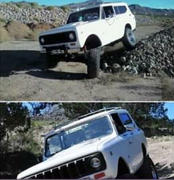 1979 International Harvester Scout 4x4