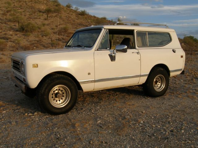 1979 International Harvester Scout Scout II