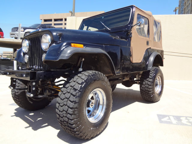 1979 Jeep CJ CJ-5 Custom