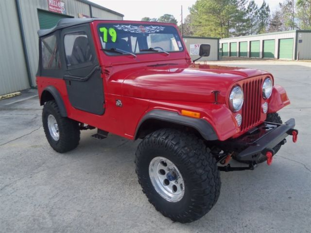 1979 Jeep Cj7 For Sale For Sale Photos Technical Specifications