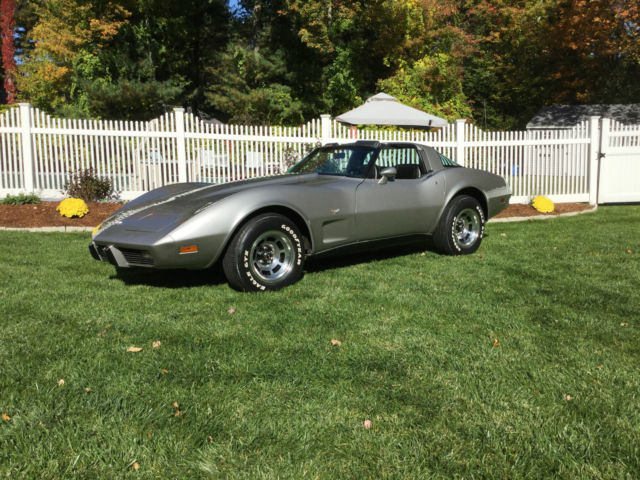 1979 Chevrolet Corvette Base Coupe 2-Door