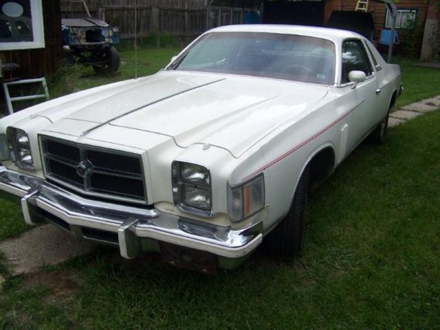 1979 Chrysler 300 Series 300