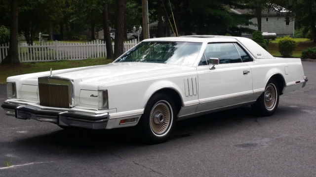 1979 Lincoln Mark Series Collectors Series