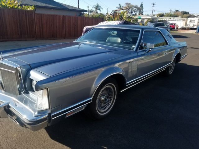 1979 Lincoln Mark Series Givenchy