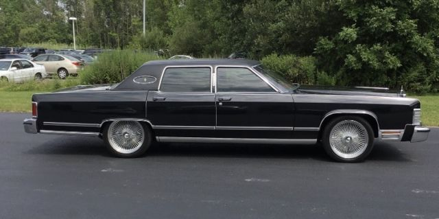 1979 Lincoln Continental Towncar