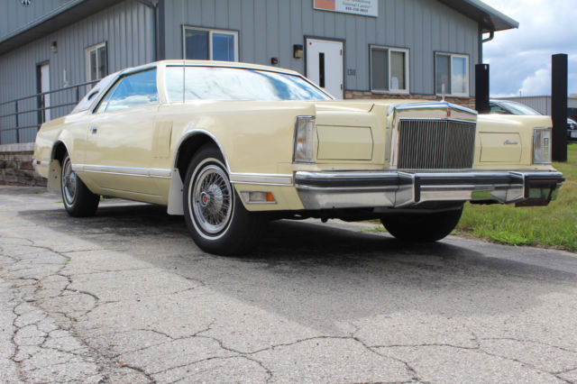 1979 Lincoln Other Mark V, Mark 5 Continental