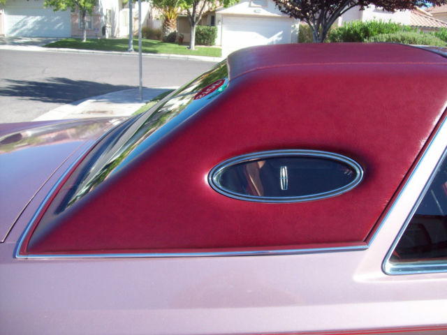1979 Lincoln Mark V LOW MILES, ,SUNROOF, BEAUTIFUL CAR for ...